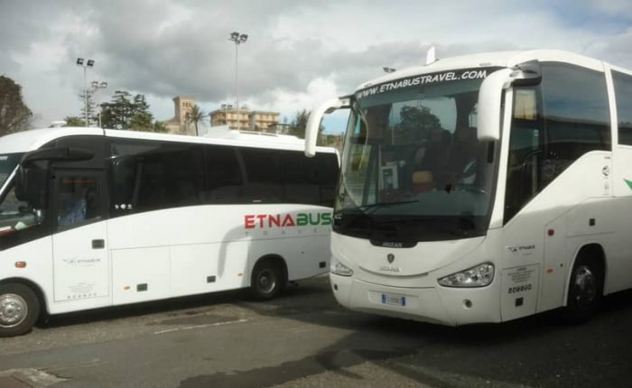 11Minibus Autobus etna