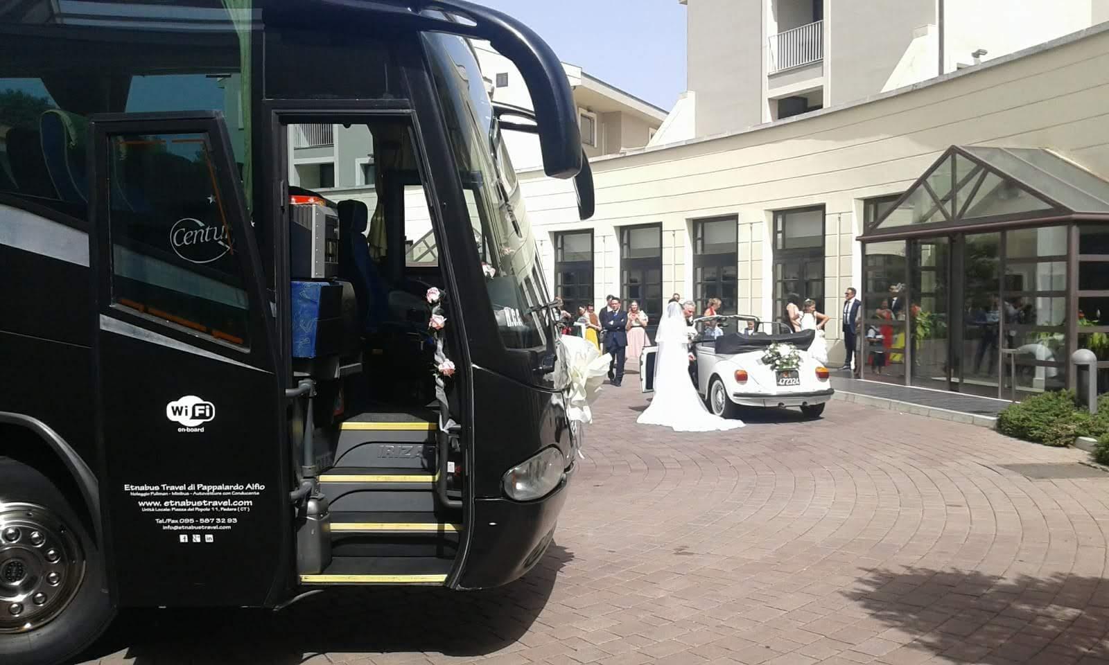 11wedding bus