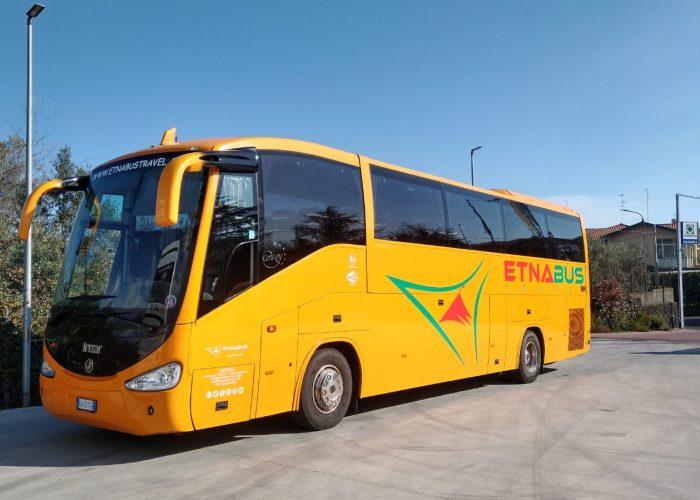 11Autobus Catania Etna